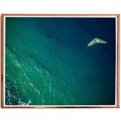 Hang Gliding Photo Poster