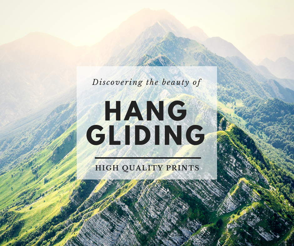 Hang Gliding Posters