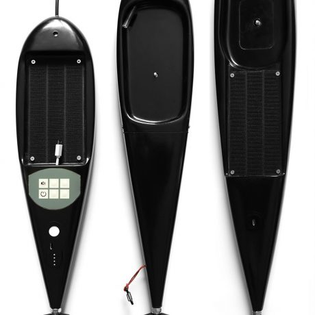 Hang Gliding Instrument Pod Smartphone