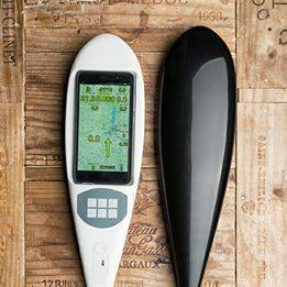 Hang Gliding Instrument Pod Smartphone