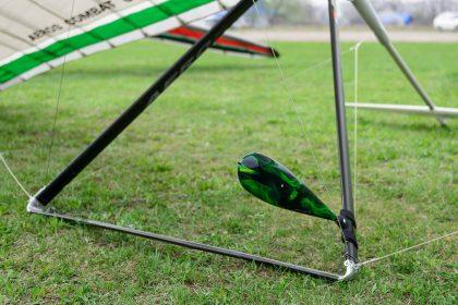 Hang Gliding Upright Mount Holder Bracket