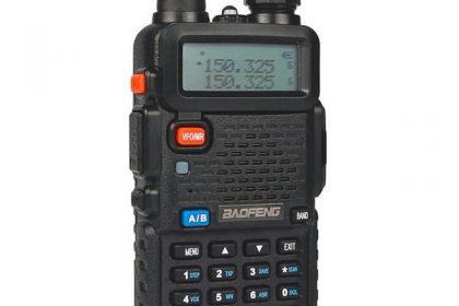 Radio Baofeng UV Dual Band FM 8W UPGRADED