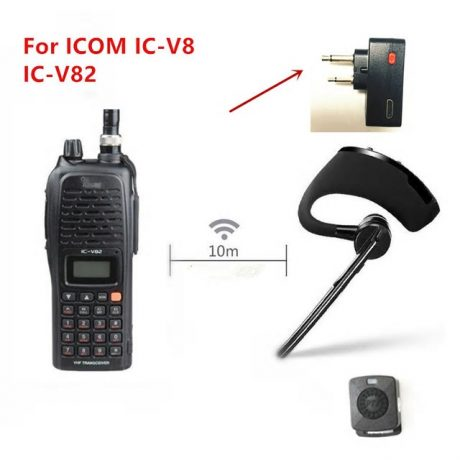 Bluetooth headset Icom